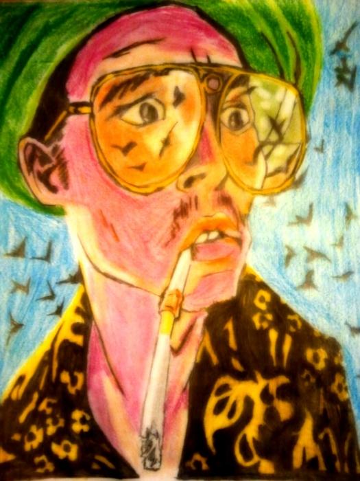 Johnny Depp por Arex89